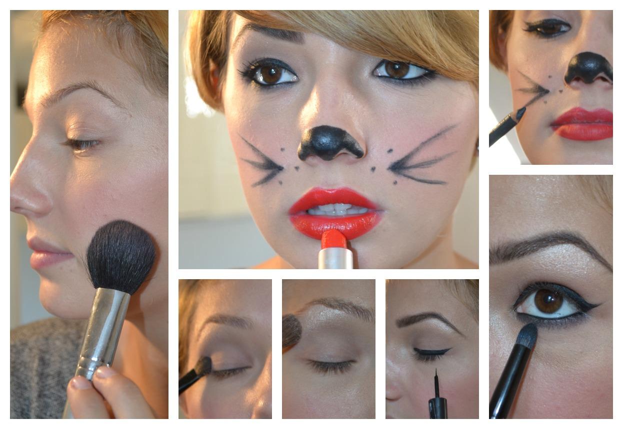 Как сделай простой макияж