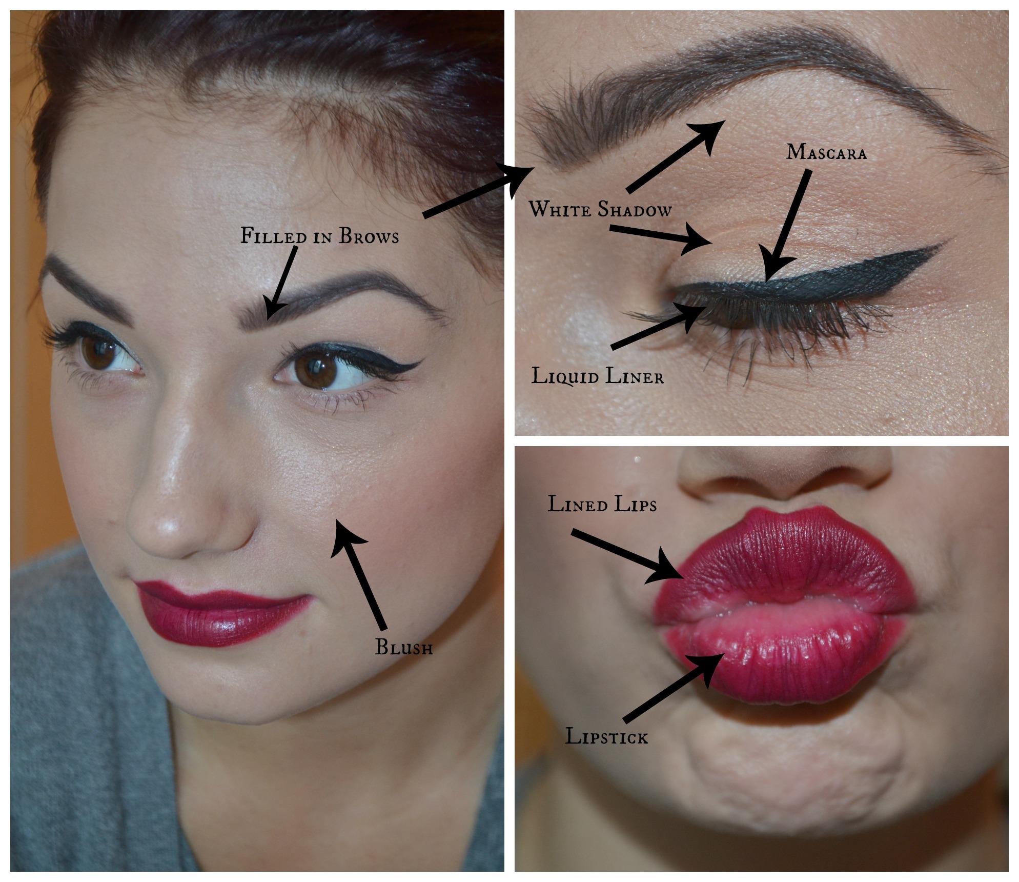 Step By Step Evening Makeup Looks - Mugeek Vidalondon